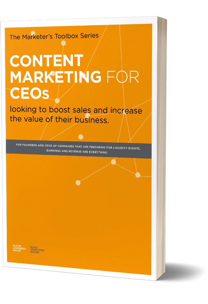 Content Marketing for CEOs Thumbnail bg
