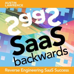 SaaS Backwards Logo